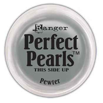 Ranger Perfect Pearls PEWTER Powder PPP21858