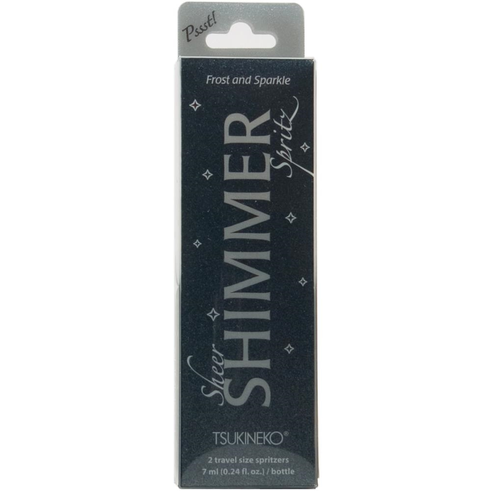Tsukineko FROST and SPARKLE Sheer Shimmer Spritz IA-SML-200 zoom image