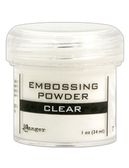 Ranger Embossing Powder CLEAR EPJ37330 Preview Image