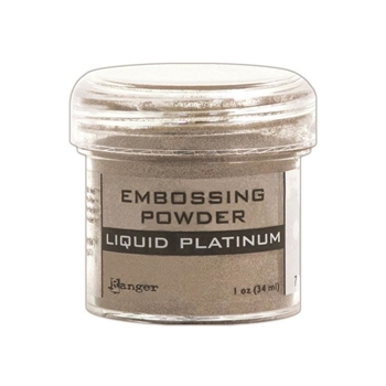 Ranger Embossing Powder LIQUID PLATINUM EPJ37484