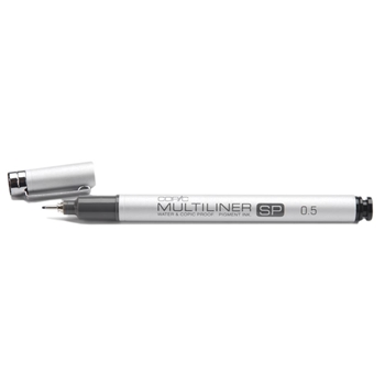 Copic Multiliner SP 0.5 BLACK Ink Marker