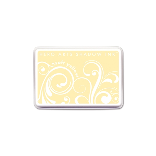 Hero Arts SHADOW INK Pad SOFT YELLOW AF169 Preview Image