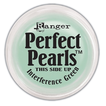 Ranger Perfect Pearls INTERFERENCE GREEN Powder PPP17769