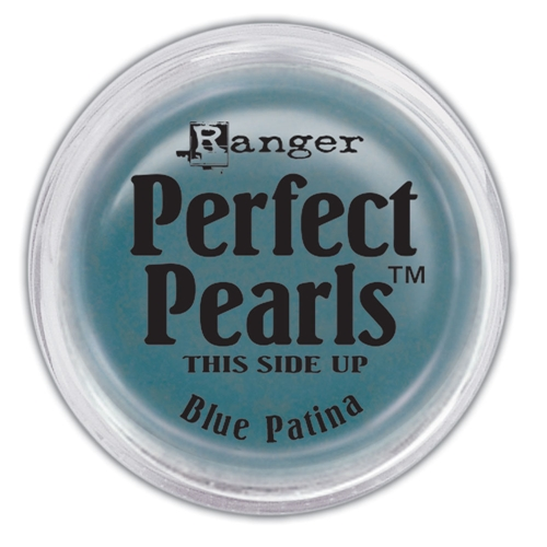 Ranger Perfect Pearls BLUE PATINA Powder PPP21872 Preview Image