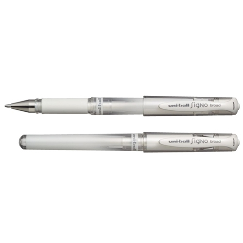 Uni-Ball Pen Signo Gel WHITE UM-153 Preview Image