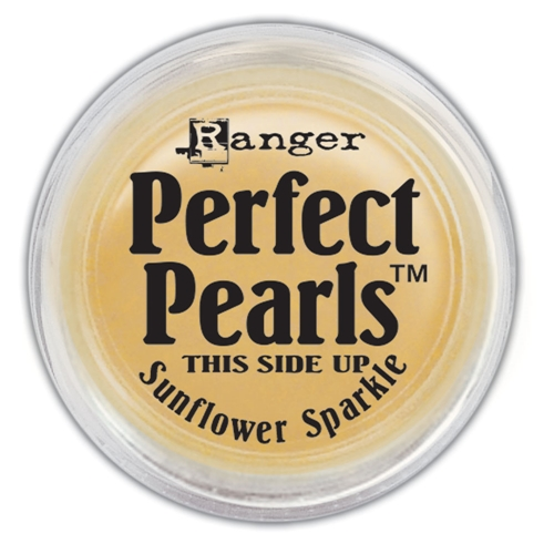 Ranger Perfect Pearls SUNFLOWER SPARKLE Powder PPP17868 Preview Image