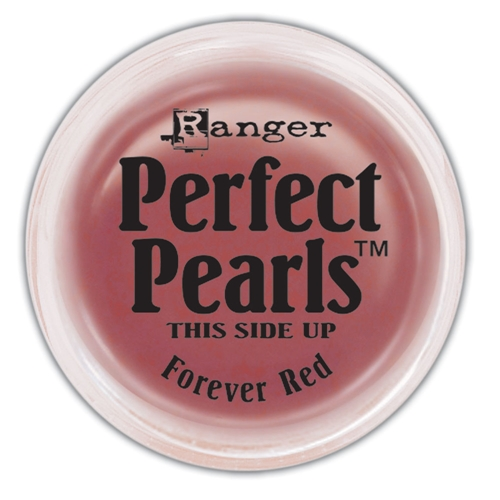Ranger Perfect Pearls FOREVER RED Powder PPP17875 Preview Image