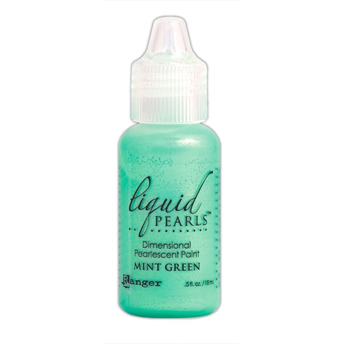 Ranger MINT GREEN Liquid Pearls Pearlescent Paint LPL02000 Preview Image
