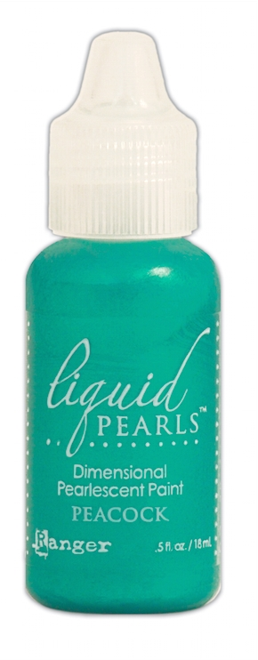 Ranger PEACOCK Liquid Pearls Pearlescent Paint LPL28208 zoom image