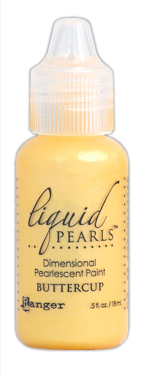 Ranger BUTTERCUP Liquid Pearls Pearlescent Paint LPL28086 zoom image