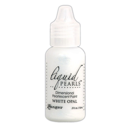 Ranger WHITE OPAL Liquid Pearls Pearlescent Paint LPL02062 Preview Image