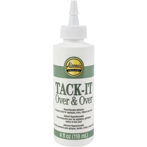 Aleene's TACK IT OVER & OVER Adhesive Preview Image