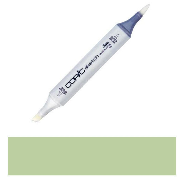 Copic Sketch Marker YG61 PALE MOSS Light Green zoom image