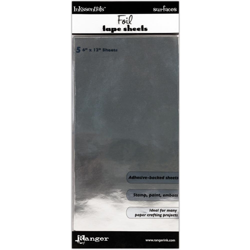 Ranger METAL FOIL TAPE SHEETS 6 x 12 ISF29793 Preview Image