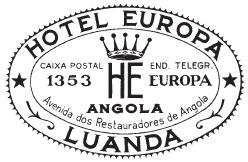 Tim Holtz Rubber Stamp EUROPA Stampers Anonymous j2-1687 Preview Image