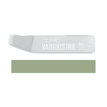 Copic Marker REFILL G94 GRAYISH OLIVE Original Sketch And Ciao