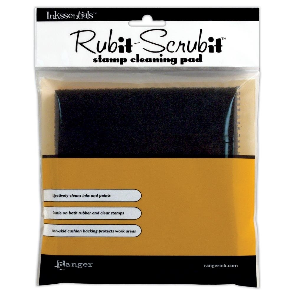 Ranger RUB-IT SCRUB-IT Rubber Stamp Cleaning Pad RUB09863 zoom image
