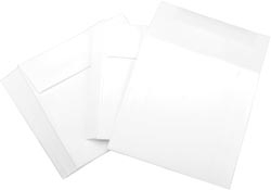 Leader 6 x 6 WHITE Square Envelopes LESQ502 Preview Image