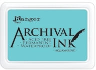 Ranger Archival Ink Pad AQUAMARINE AIP30577 *