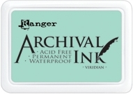 Ranger Archival Ink Pad VIRIDIAN AIP30669