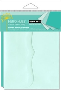Hero Arts MIXED ENVELOPES POOL PS638 Blue Preview Image