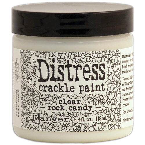 Tim Holtz 4 Oz ROCK CANDY Distress Crackle Paint Ranger TDC31888 Preview Image