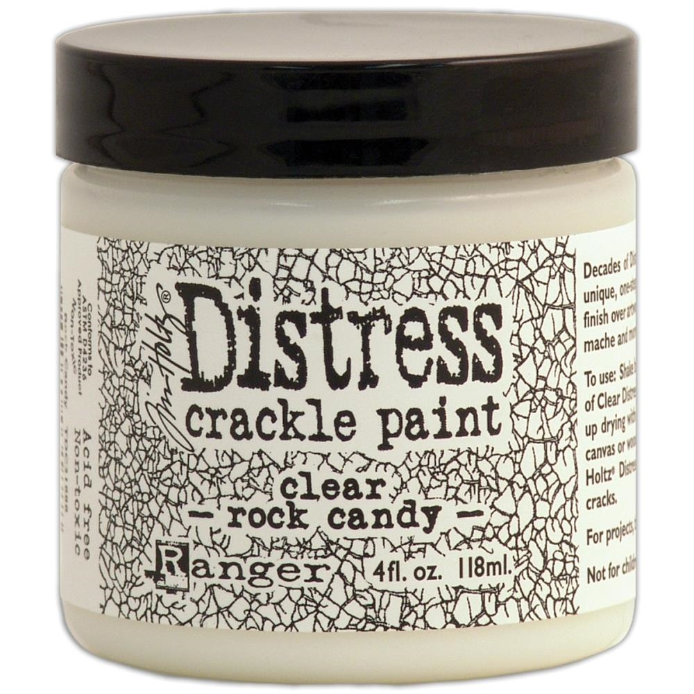 Tim Holtz 4 Oz ROCK CANDY Distress Crackle Paint Ranger TDC31888 zoom image
