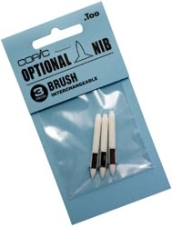 Copic Marker Original 3 BRUSH INTERCHANGEABLE Optional Nibs zoom image
