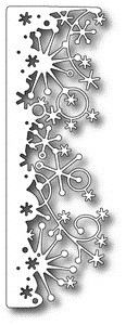 Memory Box FROSTYVILLE BORDER Craft Die 98146