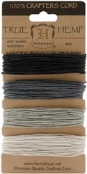 Hemptique ONYX Natural Hemp Cord Set 029133 zoom image