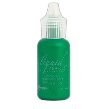 Ranger IVY GREEN Liquid Pearls Pearlescent Paint LPL28178