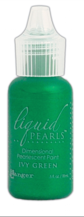 Ranger IVY GREEN Liquid Pearls Pearlescent Paint LPL28178 zoom image
