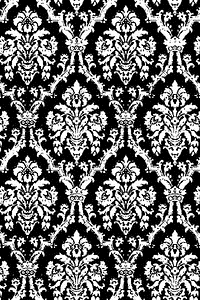 Tim Holtz Rubber Stamp REVERSE DAMASK X1-1797* Preview Image