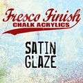 Paper Artsy Fresco Finish SATIN GLAZE Acrylic Paint 1.69oz FF23 Preview Image