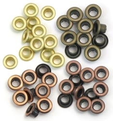 We R Memory Keepers WARM METAL Standard Eyelets 415831 zoom image