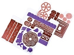 ArtBin MAGNETIC DIE SHEETS 6979AB