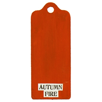 Paper Artsy Fresco Finish AUTUMN FIRE Chalk Acrylic Paint 1.69oz FF34